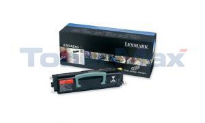 LEXMARK X204N TONER CART BLACK (X203A21G)