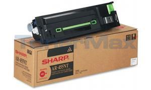 SHARP ARM355 455 TONER CARTRIDGE BLACK (AR-455MT)