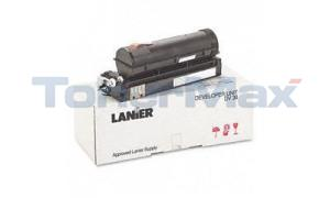 LANIER 3800 4500 6500 DEVELOPER BLACK (491-0249)