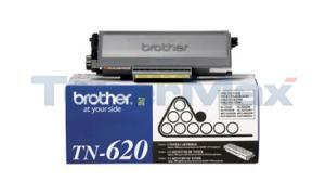 BROTHER MFC8890DW TONER CARTRIDGE BLACK (TN-620)