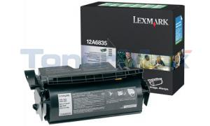 LEXMARK T520 TONER CARTRIDGE BLACK RP 20K (12A6835)