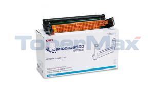 OKI C9300/9500DXN IMAGE DRUM CYAN (41963403)