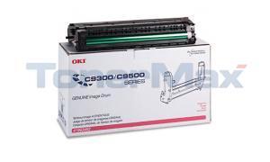 OKI C9300/9500DXN IMAGE DRUM MAGENTA (41963402)