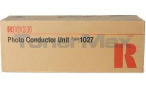 RICOH TYPE 1027 PHOTO CONDUCTOR UNIT BLACK (411018)