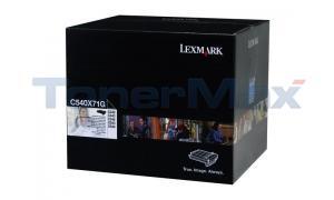 LEXMARK C543DN IMAGING KIT BLACK (C540X71G)