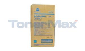KONICA MINOLTA BIZHUB PRO C6500 DEVELOPER CYAN (A04P900)