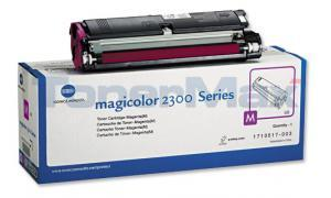QMS MAGICOLOR 2300 TONER MAGENTA 1.5K (1710517003)