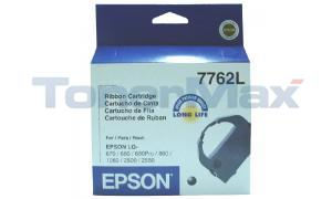 EPSON LQ-2550 RIBBON FABRIC BLACK 3M (7762L)