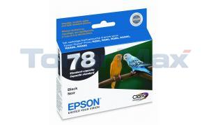 EPSON NO 78 INK BLACK (T078120)