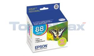 EPSON NO 88 INK COLOR (T088520)