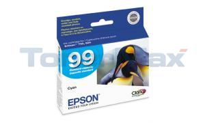 EPSON NO 99 INK CYAN (T099220)