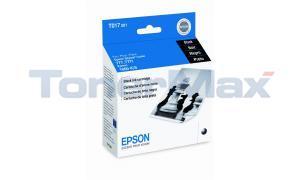 EPSON STYLUS COLOR 777 INKJET CART BLACK (T017201)