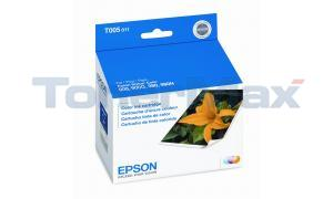 EPSON STYLUS 900 INK COLOR (T005011)
