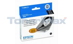 EPSON STYLUS PHOTO 2200 INK CTG MATTE BLACK (T034820)