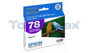 EPSON NO 78 INK MAGENTA (T078320)