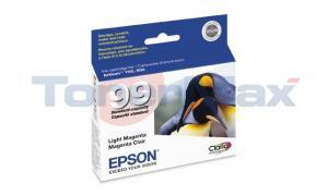 EPSON NO 99 INK LIGHT MAGENTA (T099620)