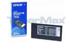 EPSON STYLUS PRO 10000 INK CART LIGHT MAGENTA 500ML (T515011)