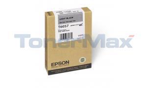 EPSON STYLUS PRO 4880 INK CARTRIDGE LIGHT BLACK 110ML (T605700)