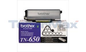 BROTHER MFC8890DW TONER BLACK (TN-650)