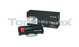 LEXMARK E462 TONER CARTRIDGE 18K (E462U21G)