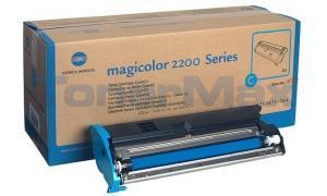KONICA MINOLTA MAGICOLOR 2200 TONER CYAN (1710471-004)
