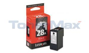 LEXMARK Z845 NO 28A PRINT CART BLACK (18C1528)
