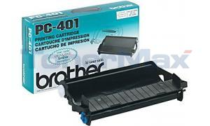 BROTHER 560 580 660 PRINTING CART BLACK (PC-401)