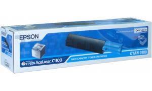 EPSON ACULASER CX11NF TONER CYAN 4K (S050189)