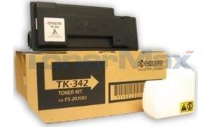 KYOCERA MITA FS-2020D TONER KIT BLACK (TK-342)