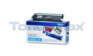 BROTHER MFC-9010CN TONER CARTRIDGE CYAN (TN-210C)