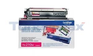 BROTHER MFC-9010CN TONER CARTRIDGE MAGENTA (TN-210M)