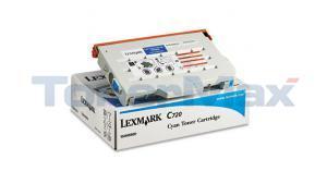 LEXMARK C720 TONER CART CYAN (15W0900)