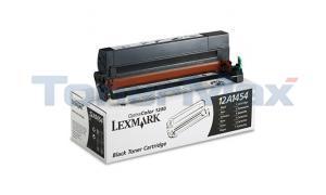 LEXMARK OPTRA 1200 TONER CART BLACK (12A1454)