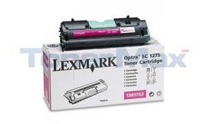 LEXMARK OPTRA SC 1275 TONER MAGENTA (1361753)