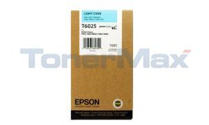EPSON SP 7800 9800 K3 INK CTG LIGHT CYAN 110ML (T602500)