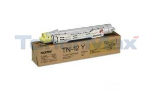 BROTHER HL 4200CN TONER YELLOW (TN12Y)