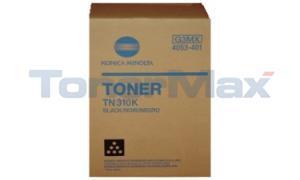 KONICA MINOLTA BIZHUB C350 TONER BLACK (TN-310K)