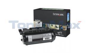 LEXMARK T644 RP PRINT CART BLACK GSA 32K (64475XA)