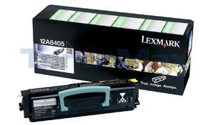 LEXMARK E330 TONER CARTRIDGE BLACK RP HY (12A8405)