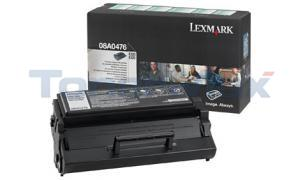 LEXMARK E320 TONER CARTRIDGE BLACK RP (08A0476)