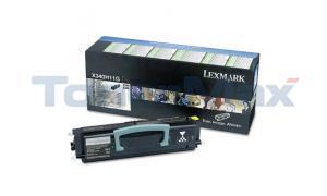 LEXMARK X342N TONER CARTRIDGE RP 6K (X340H11G)