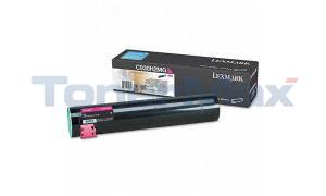 LEXMARK C935 TONER CARTRIDGE MAGENTA HY (C930H2MG)