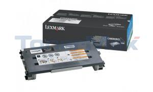 LEXMARK X500 X502 TONER CARTRIDGE BLACK 5K (C500H2KG)