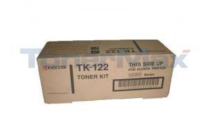 KYOCERA MITA FS-1030D LASER TONER CARTRIDGE BLACK (TK-122)