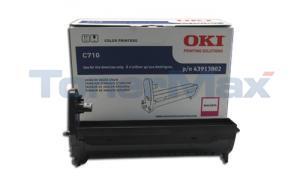 OKIDATA C710 IMAGE DRUM MAGENTA (43913802)