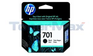 HP NO 701 INKJET CART BLACK (CC635A)