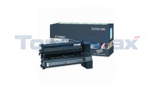 LEXMARK C770 RP PRINT CART BLACK 6K (C7700KS)