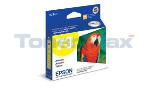 EPSON STYLUS C79 INK CARTRIDGE YELLOW (T073420)