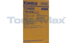 KONICA 7118 TONER BLACK (950280)