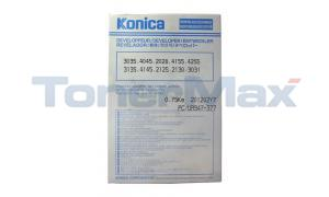 KONICA 3135 3035 DEVELOPER BLACK (947377)